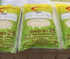 Gạo Việt vẫn lép vế trước gạo Campuchia tại EU