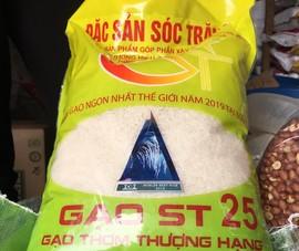 Lý do gạo Việt Nam có thể bị cấm thi gạo ngon thế giới
