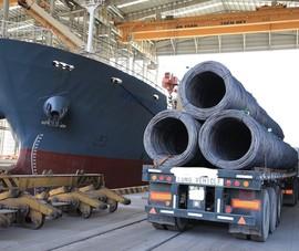 Trung Quốc và EU ồ ạt mua sắt thép từ Việt Nam