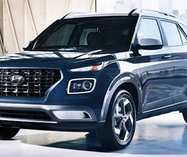 Hyundai ra mắt mẫu xe SUV 2022 giá chỉ 346 triệu đồng