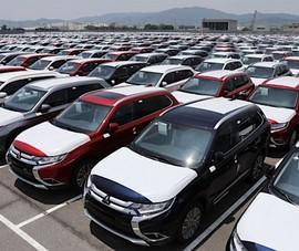 Ô tô Indonesia giá chưa tới 290 triệu đồng/chiếc nhập về VN tăng mạnh