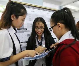 Thứ trưởng Bộ GD&ĐT nói về kỳ thi THPT quốc gia vào tháng 8