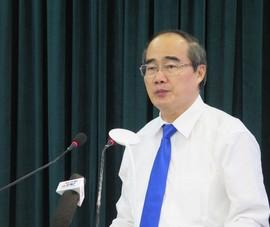 Thông báo Hội nghị Thành ủy TP.HCM lần thứ 42