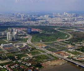 TP.HCM thông qua Nghị quyết về Khu đô thị mới Thủ Thiêm
