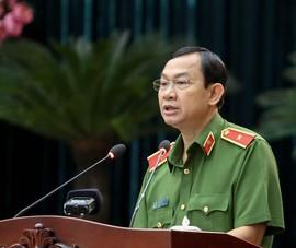 Tướng Đinh Thanh Nhàn: Tội phạm ở TP.HCM có xu hướng liều lĩnh