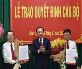 Ông Nguyễn Văn Hiếu làm Bí thư TP Thủ Đức