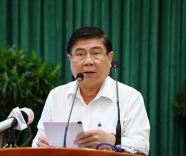 Đầu năm mới, Chủ tịch TP.HCM bức xúc 1 vụ ngâm hồ sơ
