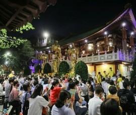 TP.HCM: 1 ngôi chùa không tuân thủ phòng chống COVID
