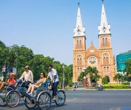 Khách du lịch nội địa đến TP.HCM tăng, thu gần 30.000 tỉ đồng