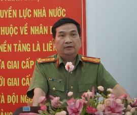 Đại tá Nguyễn Sỹ Quang: 'Nạn lừa đảo đang rất phổ biến'