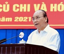 Chủ tịch nước tiếp xúc trực tuyến với hơn 2.000 cử tri Củ Chi