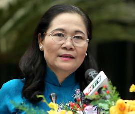 Bà Nguyễn Thị Lệ tái đắc cử Chủ tịch HĐND TP.HCM khóa X