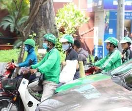 TP.HCM tạm dừng xe ôm công nghệ 2 bánh và xe ôm truyền thống