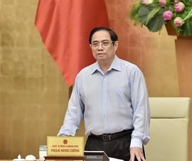 Thủ tướng họp với 27 tỉnh, thành phía Nam về chống dịch COVID-19