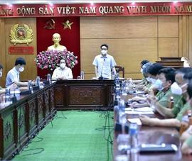 Phó Thủ tướng: Phải bảo đảm an toàn phòng dịch tại cơ sở cai nghiện, giam giữ