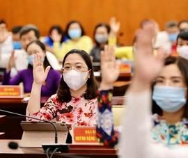HĐND TP.HCM chuẩn bị bầu tân chủ tịch UBND TP thay ông Nguyễn Thành Phong
