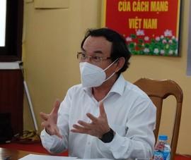 Bí thư Nguyễn Văn Nên chỉ đạo toàn diện công tác phòng chống dịch ở TP.HCM