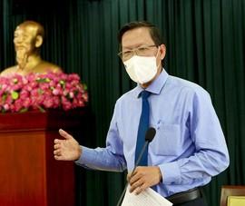 Ông Phan Văn Mãi làm Trưởng Ban Chỉ đạo phòng chống dịch COVID-19 của TP.HCM