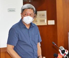 Thứ trưởng Bộ Y tế nói về công văn đề nghị kỷ luật bác sĩ bỏ việc