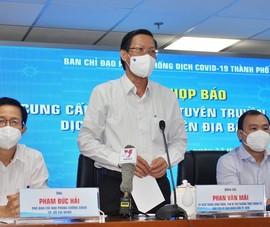 Chủ tịch UBND TP.HCM: 'Đáng mừng là số ca cấp cứu và tử vong giảm đi'