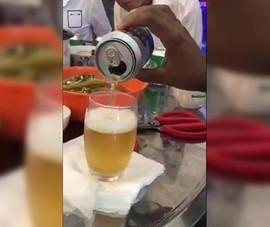 Luật sư nói gì về vụ nghi có dị vật trong bia Tiger?