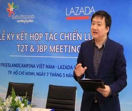 Lazada tham vọng xây dựng siêu thị online tại Việt Nam