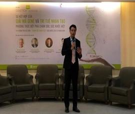Sự kết hợp của giải mã gene và trí tuệ nhân tạo