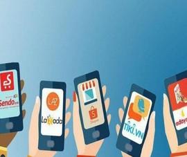 Sendo bất ngờ xếp thứ 2 về lượng truy cập thương mại điện tử