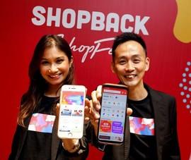 Ứng dụng hoàn tiền mua sắm rót 15 triệu USD chiều người Việt