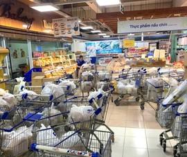 Người dân lại gặp khó khi mua thực phẩm online