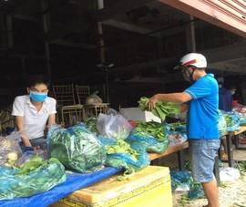 Thực phẩm tại TP.HCM lại rục rịch lên giá