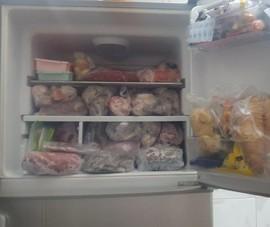 Tủ lạnh nhà bạn có đang an toàn để cất trữ thực phẩm?
