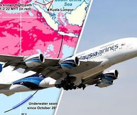 Chỉ đạo công an làm rõ thông tin 'tìm thấy máy bay MH370 rơi'