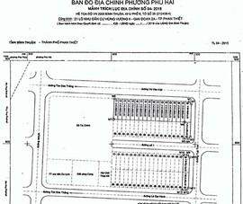 Hủy 15 sổ hồng cấp trái quy định vụ đấu giá đất ở Phan Thiết