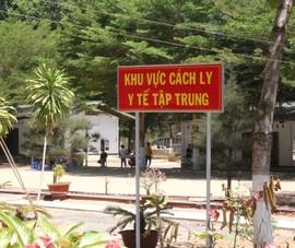 Bình Thuận: 27 trường hợp về từ vùng dịch, 13 mẫu âm tính