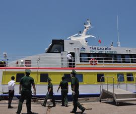 Dừng đón khách từ các tỉnh có dịch COVID-19 đến đảo Phú Quý