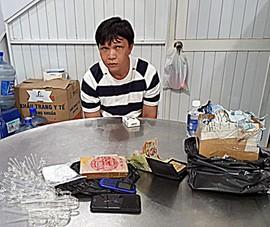 Thuê ô tô chở heroin về Bình Thuận