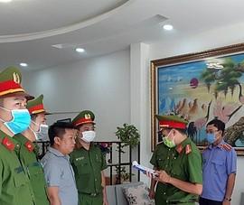 Giám đốc Công ty bất động sản Trung Land bị bắt