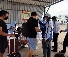 Bình Thuận các quầy hàng ăn uống trong chợ ngưng bán tại chỗ