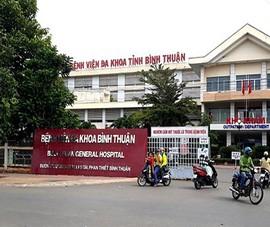 Bình Thuận tạm dừng thăm bệnh, quản lý chặt người vào bệnh viện