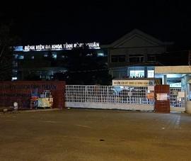 Bình Thuận kêu gọi 2 tài xế GrabBike từng chở ca mắc COVID-19 ra khai báo