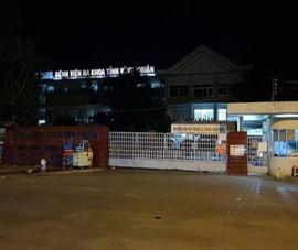 """Sở Y tế Bình Thuận thông tin vụ 500 người """"bỏ trốn"""" khỏi BV Đa khoa tỉnh"""