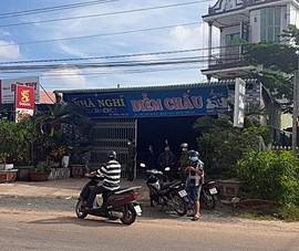 Truy tìm tung tích 1 người tử vong trong nhà nghỉ ở Bình Thuận