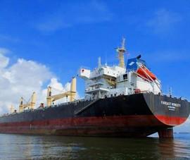 Buộc tàu FAREAST HONESTY quay về nước vì có thuyền viên nhiễm COVID-19