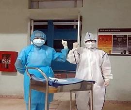 Mổ bắt con thành công cho thai phụ nhiễm COVID-19 ở Bình Thuận