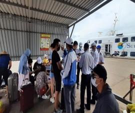 Triển khai kế hoạch đưa người dân Bình Thuận từ TP.HCM về