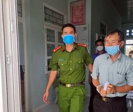 1 trưởng văn phòng công chứng ở Bình Thuận bị bắt