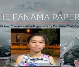 Nữ 'đại gia' lừa hơn 11 triệu USD có tên trong hồ sơ Panama