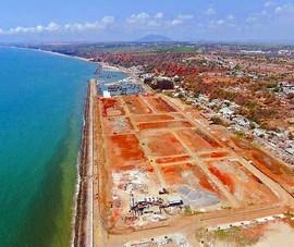 Bộ Công an chưa giải tỏa giao dịch cho 3 dự án 'khủng' ở Bình Thuận