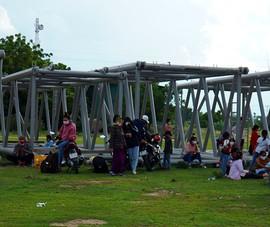 Ninh Thuận thông tin việc xử phạt người dân tự đi xe máy về quê